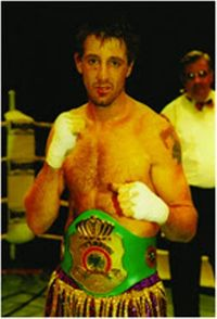 Darren Obah boxer