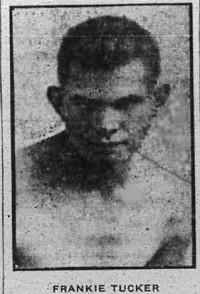 Frankie Tucker boxer