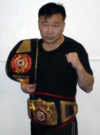 Han Kim boxer
