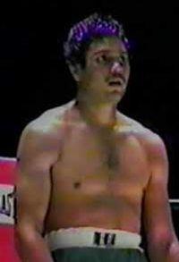 John Nava boxer