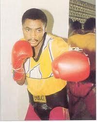 Jorge Eliecer Julio boxer