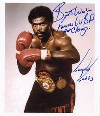 Tony Tubbs boxer