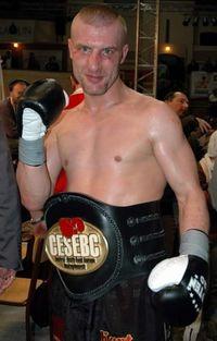 Jindrich Velecky boxer