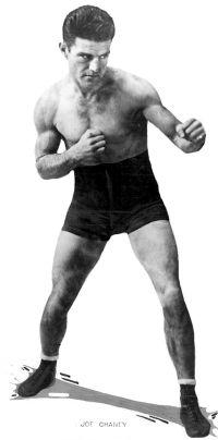 Joe Chaney boxer