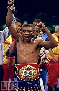 Vuyani Bungu boxer