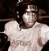 Steve McCrory boxer