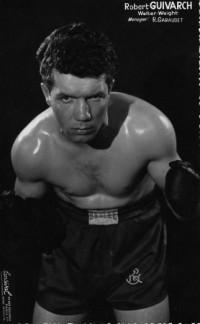 Robert Guivarch boxer