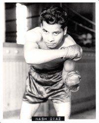Nash Diaz boxer
