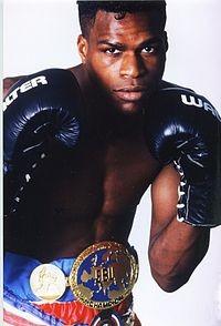 Jean-Baptiste Mendy boxer