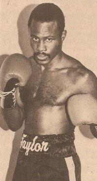Bernard Taylor boxer