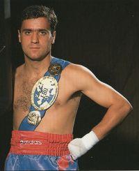 Angel Mona boxer