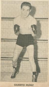Gilberto Muniz boxer