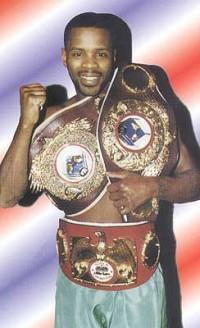 Duke McKenzie boxer