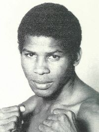 Francisco Tomas da Cruz boxer