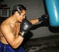 Juan Carlos Gimenez boxer