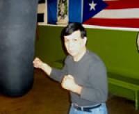 Art Salas boxer
