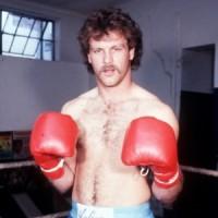 Johnny Du Plooy boxer