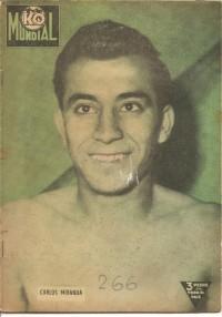 Carlos Miranda boxer