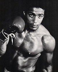 Mark McPherson boxer