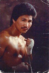 Arnel Arrozal boxer