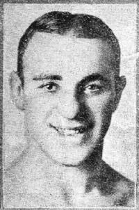 Johnny Clinton boxer