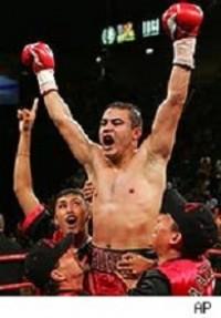 Jesus Chavez boxer