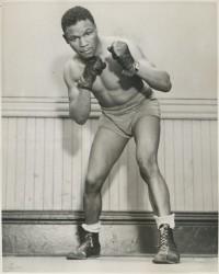 Pee Wee Lewis boxer