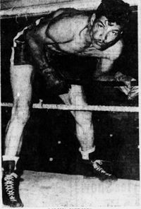 Palomo Corrales boxer
