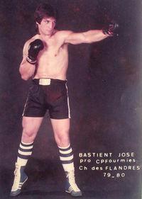 Jose Bastient boxer