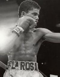 Johnny De La Rosa boxer