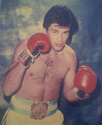 Marcelo Domingo Di Croce boxer
