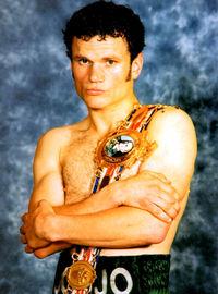 Jon Jo Irwin boxer
