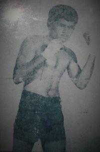 Babe San Martin boxer