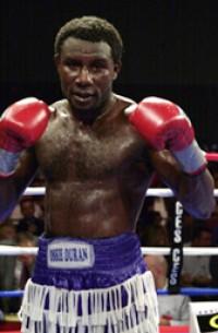 Ossie Duran boxer