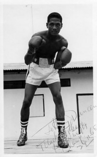 Johnny Duncan boxer