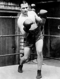 Benny Leonard boxer