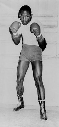 Antonio Cervantes boxer