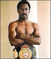 Eusebio Pedroza boxer