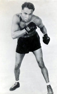 Henry Armstrong boxer