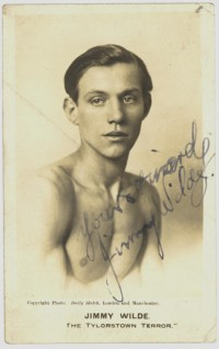 Jimmy Wilde boxer