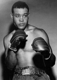 Joe Louis boxer