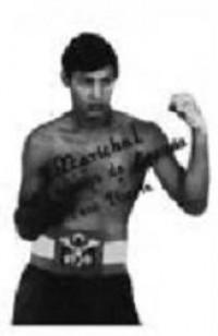 Ramon Garcia Marichal boxer