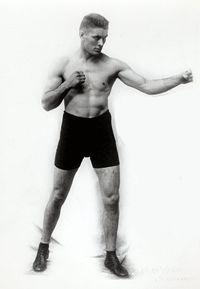 Gene Tunney boxer