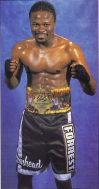 Vernon Forrest boxer