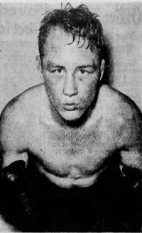 Sparky Reynolds boxer