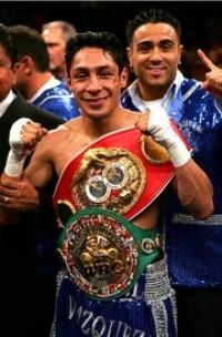 Israel Vazquez boxer