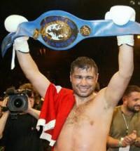 Sinan Samil Sam boxer
