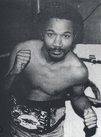 Greg Richardson boxer