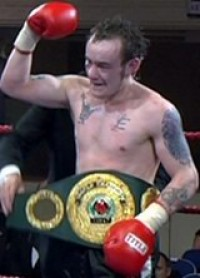Steve Conway boxer