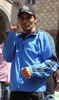 Carlos Adan Jerez boxer